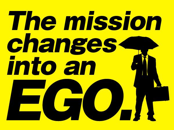 企業理念を経営者のエゴで終わらせないようにしよう